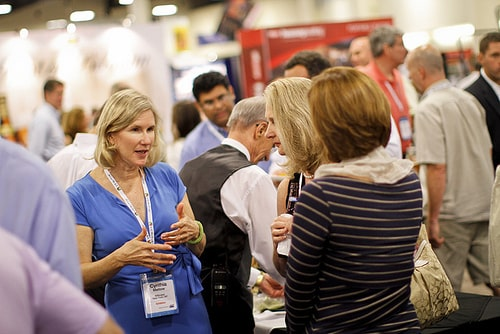 The 5 Types of Trade Show Attendees
